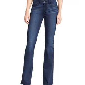 PAIGE 'Skyline Boot' Jeans Size 28